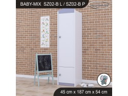 SZAFA BABY MIX SZ02-B