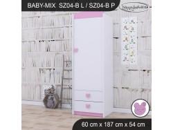 SZAFA BABY MIX SZ04-B