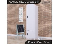 SZAFA CLASSIC SZ02-B