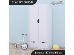 SZAFA CLASSIC SZ08-B