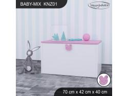 KUFER NA ZABAWKI KNZ-01