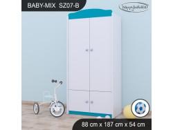 SZAFA BABY MIX SZ07-B