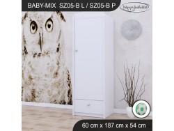 SZAFA BABY MIX SZ05-B WHITE