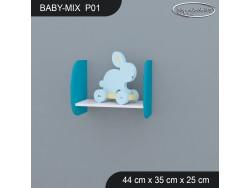 PÓŁKA BABY MIX P01