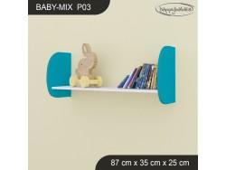 PÓŁKA BABY MIX P03