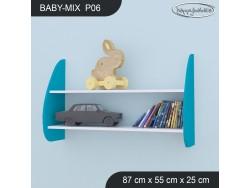 PÓŁKA BABY MIX P06
