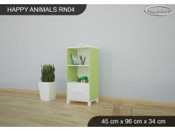 REGAŁ NISKI ANIMALS RN04