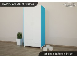 SZAFA ANIMALS SZ08-A