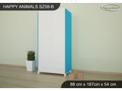 SZAFA ANIMALS SZ08-B