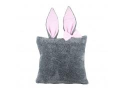 Poduszka ozdobna z uszkami królika PK01