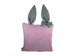 Poduszka ozdobna z uszkami królika PK03