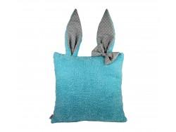 Poduszka ozdobna z uszkami królika PK04