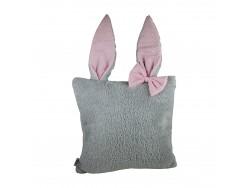 Poduszka ozdobna z uszkami królika PK05