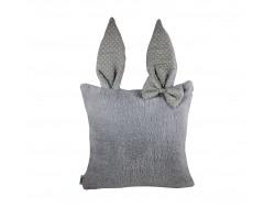 Poduszka ozdobna z uszkami królika PK06