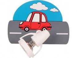 Lampa dziecięca Samochodziki 521.31.08