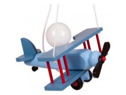 Lampa dziecięca Samolot 104.10.27