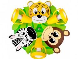 Lampa dziecięca Safari 524.84.20