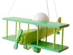 Lampa dziecięca Samolot duży 104.11.24