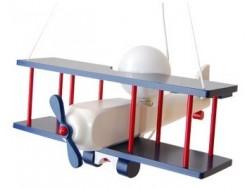Lampa dziecięca Samolot duży 104.11.28