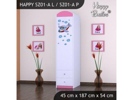 SZAFA HAPPY SZ01-A SAMOLOT