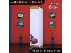 SZAFA HAPPY SZ01-B SUPER BOLID