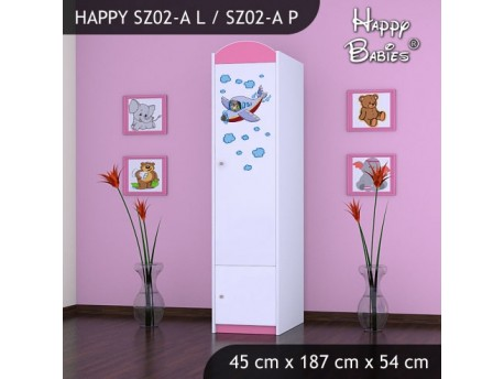 SZAFA HAPPY SZ02-A SAMOLOT