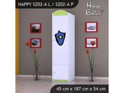 SZAFA HAPPY SZ02-A POLICJA
