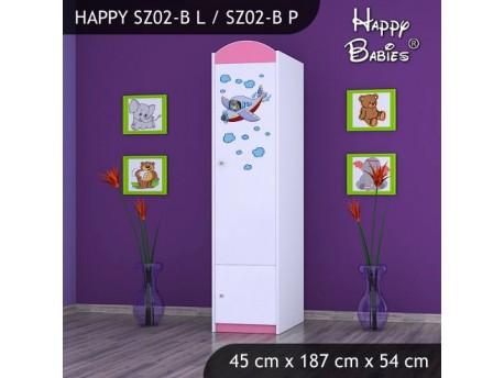 SZAFA HAPPY SZ02-B SAMOLOT