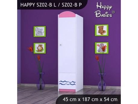 SZAFA HAPPY SZ02-B STATEK