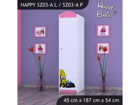 SZAFA HAPPY SZ03-A KOPARKA