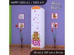 SZAFA HAPPY SZ03-A KUNDELEK I SERCA
