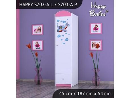 SZAFA HAPPY SZ03-A SAMOLOT