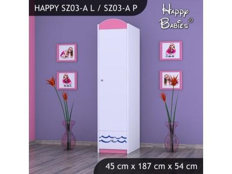 SZAFA HAPPY SZ03-A STATEK
