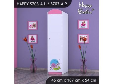 SZAFA HAPPY SZ03-A ŚLIMAK