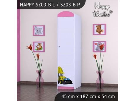 SZAFA HAPPY SZ03-B KOPARKA