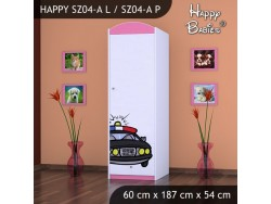 SZAFA HAPPY SZ04-A POLICJA