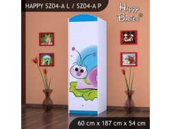 SZAFA HAPPY SZ04-A ŚLIMAK