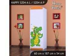 SZAFA HAPPY SZ04-A SMOK