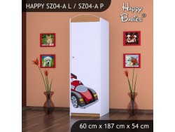 SZAFA HAPPY SZ04-A SUPER BOLID