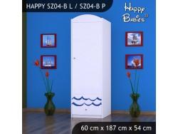SZAFA HAPPY SZ04-B STATEK
