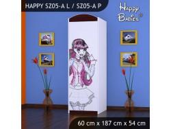 SZAFA HAPPY SZ05-A MONSTER TORALEI