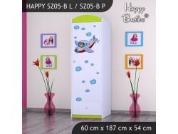 SZAFA HAPPY SZ05-B SAMOLOT