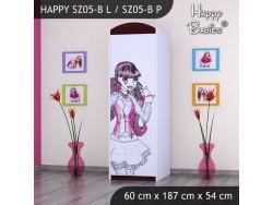 SZAFA HAPPY SZ05-B MONSTER TORALEI