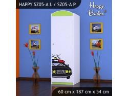 SZAFA HAPPY SZ05-A POLICJA