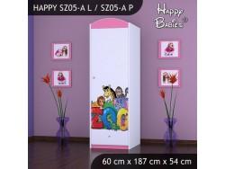 SZAFA HAPPY SZ05-A ZOO