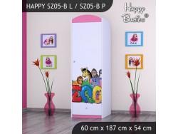 SZAFA HAPPY SZ05-B ZOO