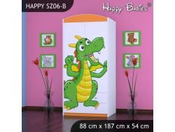 SZAFA HAPPY SZ06-B SMOK