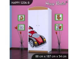 SZAFA HAPPY SZ06-B SUPER BOLID
