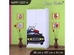 SZAFA HAPPY SZ07-A POLICJA