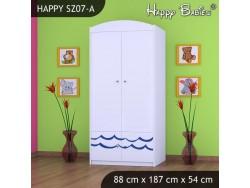 SZAFA HAPPY SZ07-A STATEK